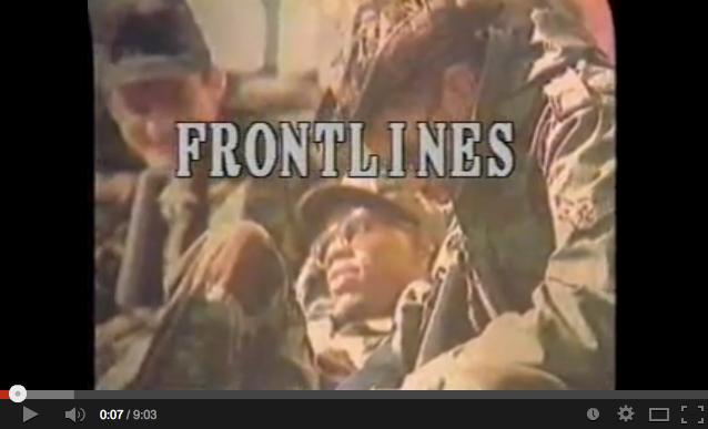 Frontlines, 1991