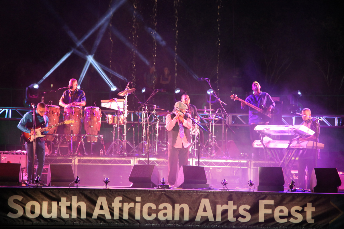 Hugh Masekela, South African Arts Festival, 10.05.2013