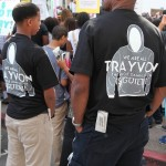 Trayvon Martin March, Downtown LA, July 20, 2013