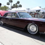 Culver City Car Show - Lincoln