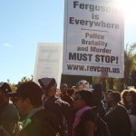 Black Lives Matter March, Los Angeles, 12.27.14