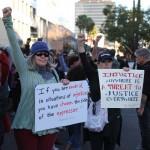 Black Lives Matter March, Los Angeles, 12.27.14